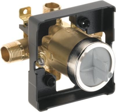 Delta MultiChoice Universal Tub / Shower Rough   Universal Inlets / Outlets