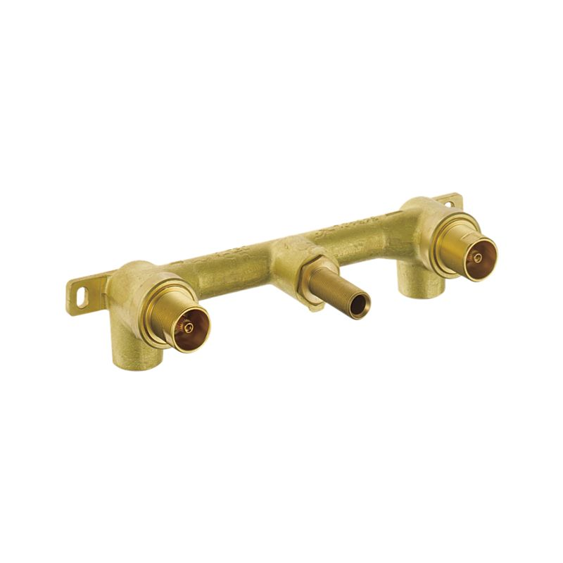 R3500-WL Delta Two Handle Wall Mount Rough : Bath Products : Delta ...
