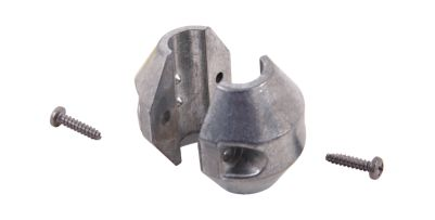 Delta Zinc weight with screws