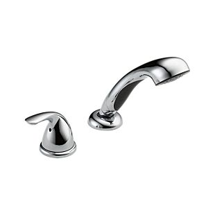 Delta Roman Tub Hand Shower with Transfer Valve