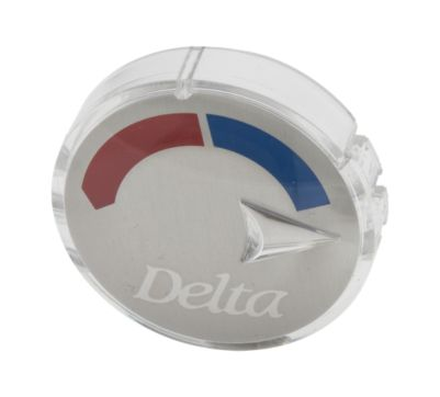 Delta Hot/Cold Indicator Button - 13/14 Series