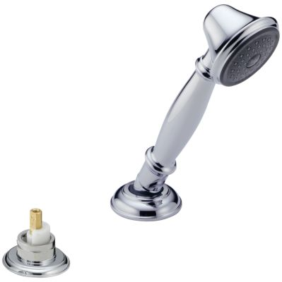 Delta Roman Tub Hand Shower With Transfer Valve   Less Handle