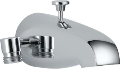 Delta Tub Spout   Hand Shower   Pull Up Diverter
