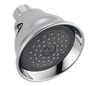 Fundamentals Single-Setting Shower Head
