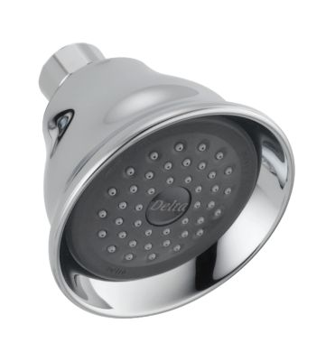 Delta Fundamentals Single-Setting Shower Head
