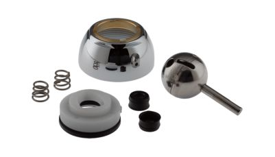 Delta Repair Kit - Ball, Seats, Springs, Cam, Cap, Adjusting Ring and Bonnet