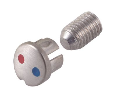 Delta Button and Set Screw
