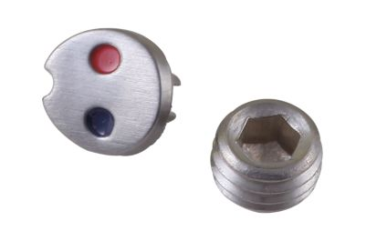 Delta Set Screw and Button Assembly