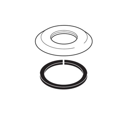 Delta Roman Tub Handle Base with Gasket