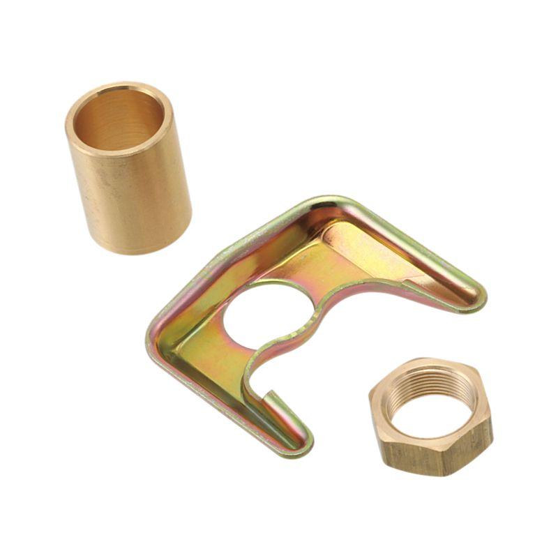 Kitchen Faucet U Bracket: RP51685 Delta Mounting Bracket & Nut : Repairparts