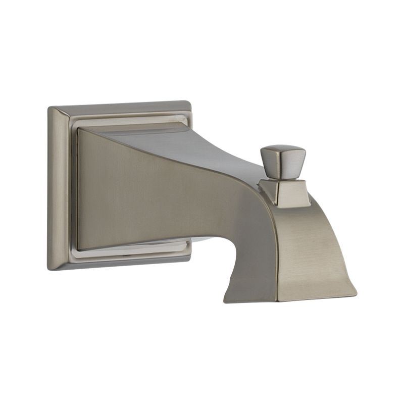 rp52148ss delta tub spout pull up diverter bath products delta