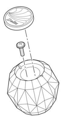 Delta Single Knob Handle Kit With Set Screw