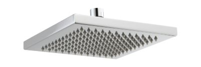 Arzo Raincan Single-Setting Square Metal Shower Head