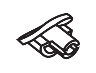 Delta Handle Button
