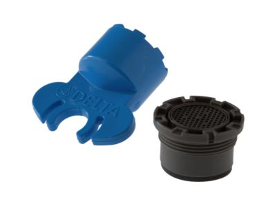 Delta Water Efficient Aerator - 1.5 GPM and Removal Wrench
