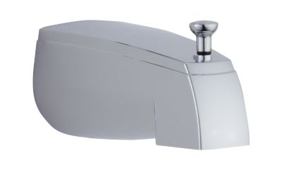 Delta Tub Spout - Pull-Up Diverter