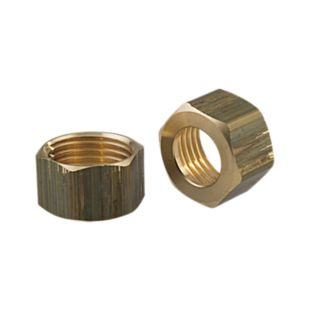 Delta Coupling Nuts - Qty. 2