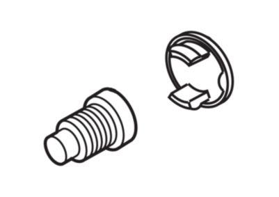Delta Spout Screw and Button Cover