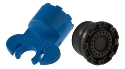 Delta Water Efficient Aerator - .5 GPM and Removal Wrench