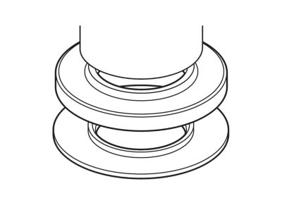 Delta Spout and Base Assembly