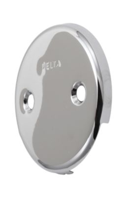 Delta Overflow Plate