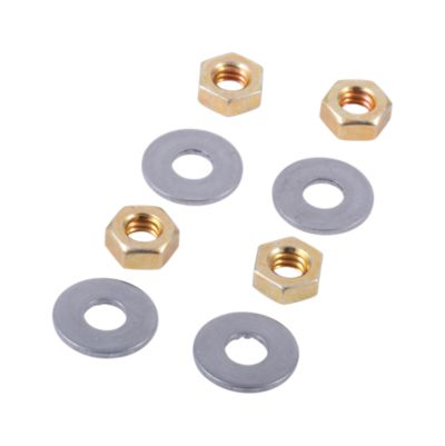 Delta Nuts & Washers - Mounting
