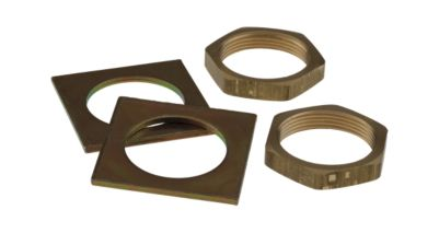 Delta Nuts and Washers - Qty. 2