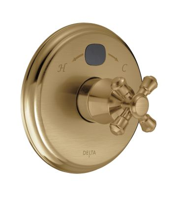 Delta Traditional Temp2O Valve Only - Less Handle