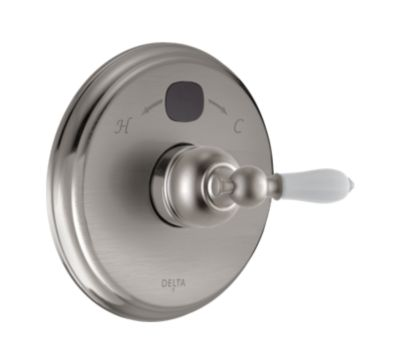 Delta Traditional 14 Series Temp2O Valve Only - Less Handle