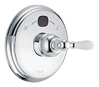 Traditional Temp2O 14 Series Valve Only Trim - Less Handle