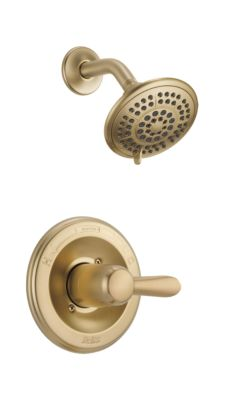 Lahara Monitor 14 Series Shower Trim