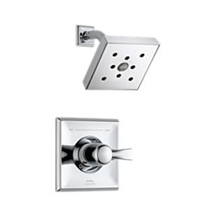 Dryden Monitor 14 Series H2Okinetic Shower Trim