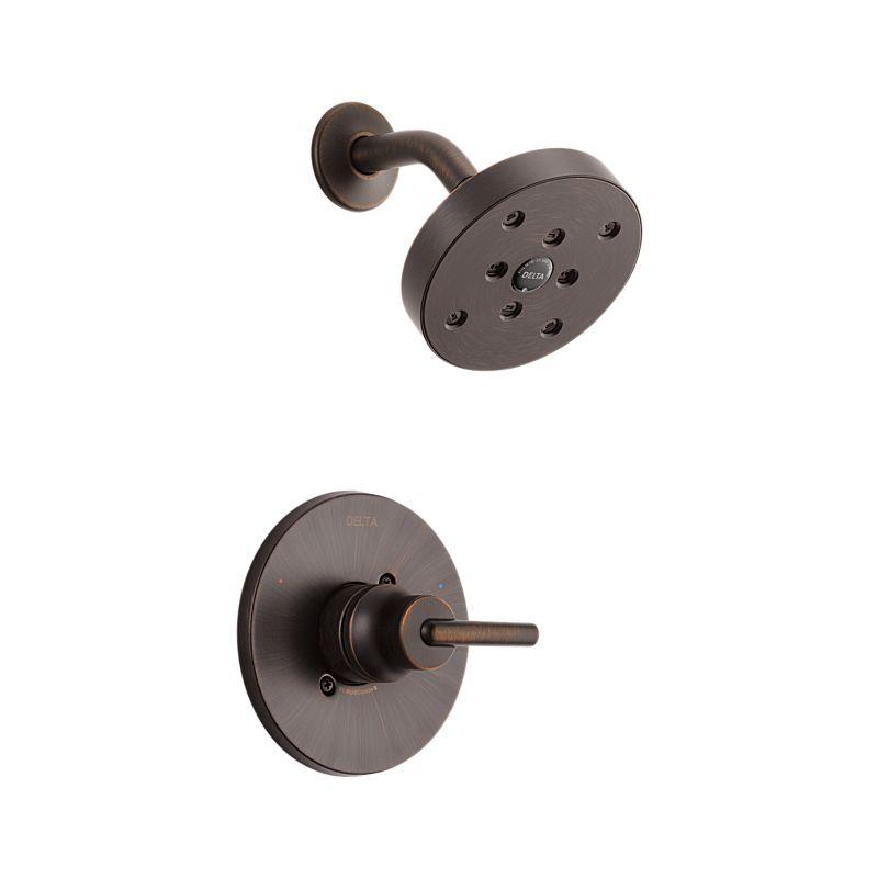 T14259-RB Trinsic Monitor 14 Series H2Okinetic Shower Trim : Bath ...