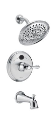 Delta Traditional 14 Series Temp2O Tub and Shower Trim