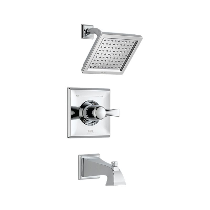 T14451 Dryden Monitor 14 Series Tub And Shower Trim Bath Products Delta Faucet