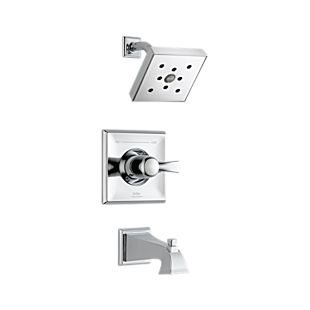 Dryden Monitor 14 Series H2Okinetic Tub and Shower Trim