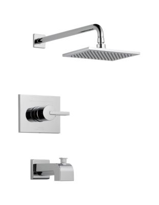 Vero Monitor 14 Series Tub and Shower Trim