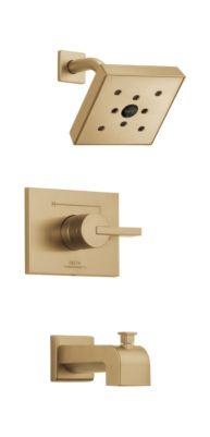 Vero™ Monitor 14 Series H2Okinetic Tub & Shower Trim