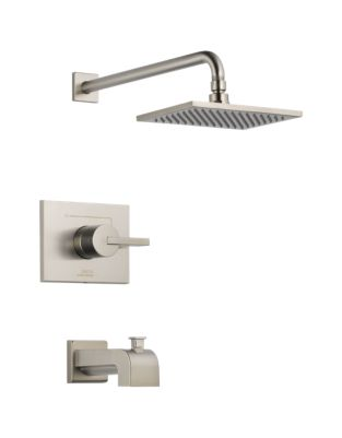 T14453 Ss Vero Monitor 14 Series Tub Amp Shower Trim Bath