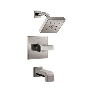 Ara Monitor 14 Series H2Okinetic Tub & Shower Trim