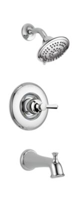Linden Monitor 14 Series Tub and Shower Trim