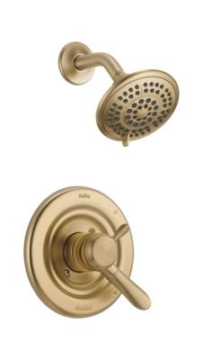 Lahara Monitor 17 Series Shower Trim
