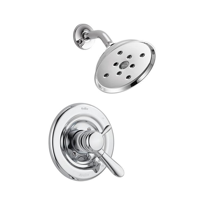 T17238-H2O Lahara® Monitor 17 Series H2Okinetic Shower Trim : Bath ...