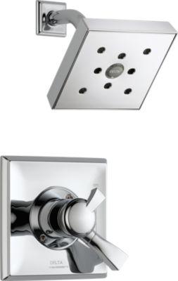 Dryden™ Monitor 17 Series H2Okinetic Shower Trim