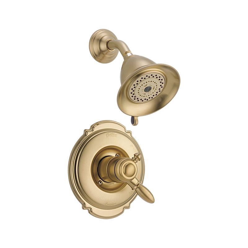 T17255-CZ Victorian Monitor 17 Series Shower Trim : Bath Products ...