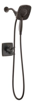 Ashlyn Monitor 17 Series Shower Trim with In2ition Two-in-One Shower