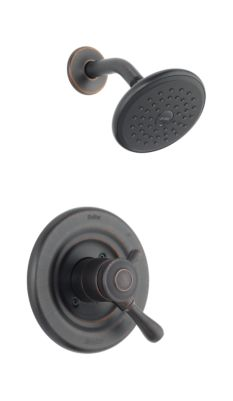 Leland Monitor 17 Series Shower Trim