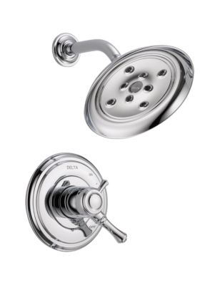 Cassidy Monitor 17 Series Shower Trim