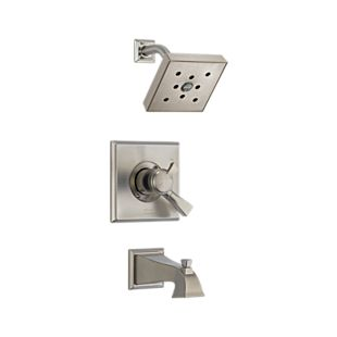 Dryden Monitor 17 Series H2Okinetic Tub and Shower Trim