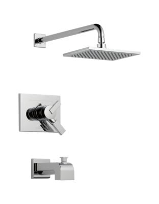 Vero Monitor 17 Series Tub and Shower Trim